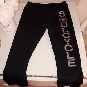 Lululemon Soulcycle Inspire crop